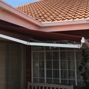 Retractable Arm Awning 2